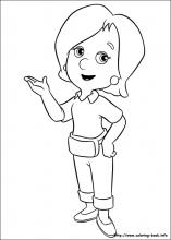 Handy Manny Coloring Pages On Coloring Book Info
