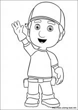 Handy Manny Coloring Pages 57 Pictures To Print And Color Last Updated August 17th