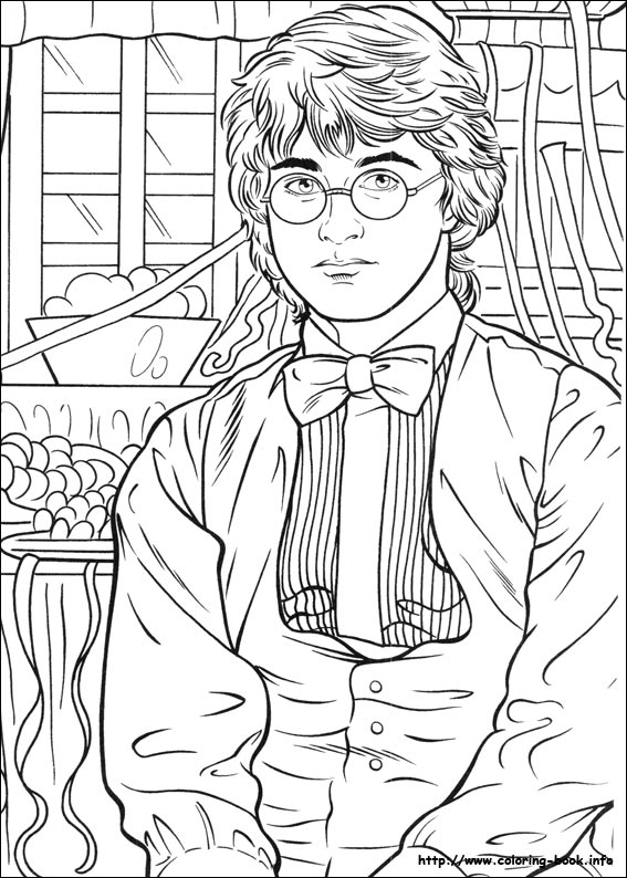 89 Harry Potter Pictures To Print And Color Last Updated November 19th