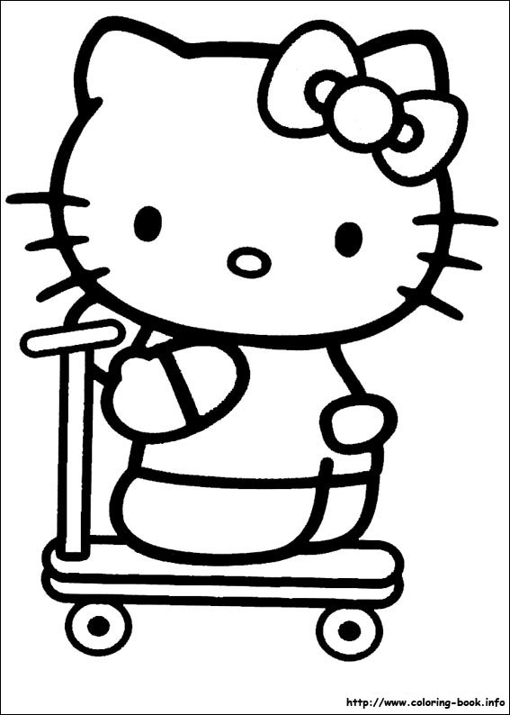 Hello Kitty Pictures To Print  Index