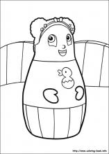 Worksheet. Higglytown Heroes coloring pages on ColoringBookinfo