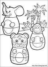 Higglytown Heroes Coloring Pages On Coloring Book Info