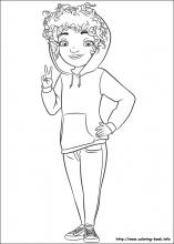 index coloring pages - Home Coloring Pages