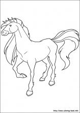 Horseland coloring pages on Coloring-Book.info