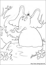 66 Horton Pictures To Print And Color Last Updated December 5th