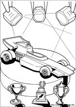 Hot Wheels coloring pages on Coloring Bookinfo