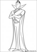 Hotel Transylvania Coloring Pages 19 Pictures To Print And Color Last Updated August 17th