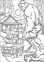 last updated january 30th - The Incredible Hulk Coloring Pages