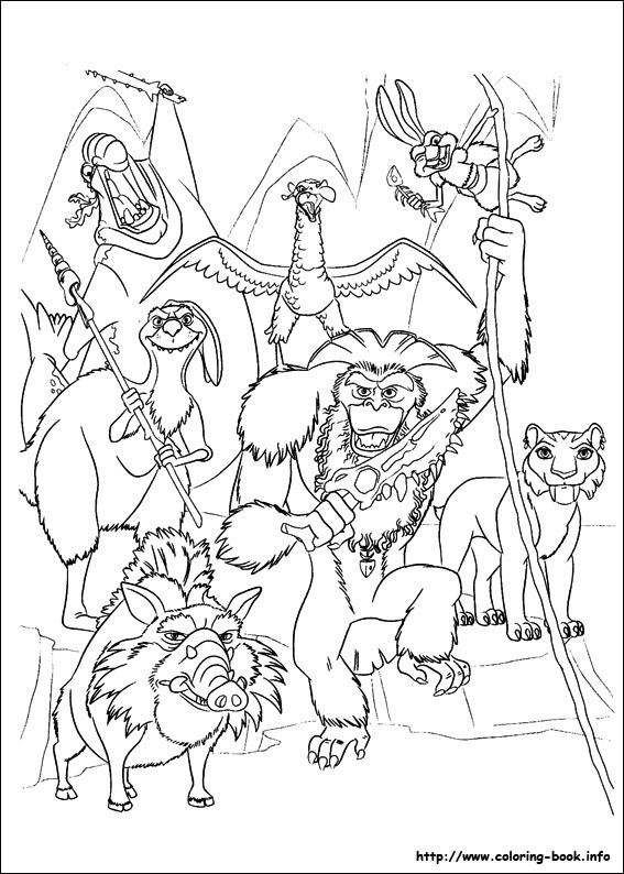 Superb [Index]. [Coloring Pages]