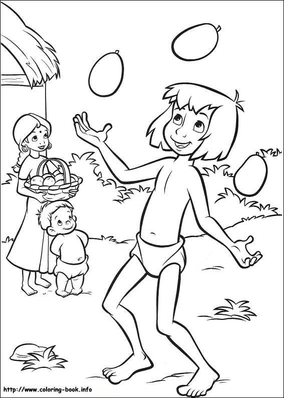 Jungle Book 2 Coloring Pages Coloring Pages Jungle Book 2 Coloring Pages
