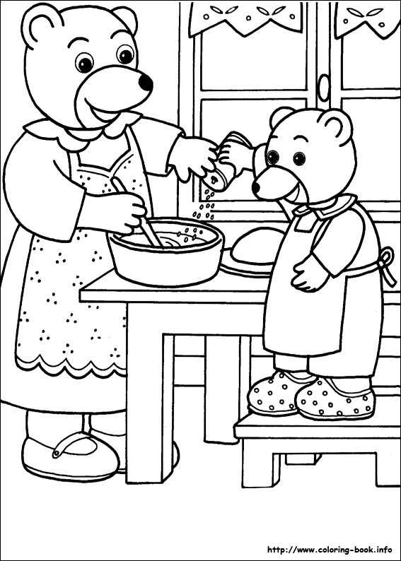 last updated january 30th - Brown Bear Coloring Pages
