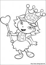 Little Einsteins coloring pages on Coloring Bookinfo