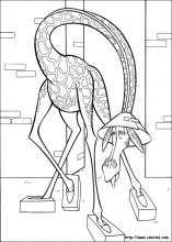Madagascar coloring pages on Coloring-Book.info