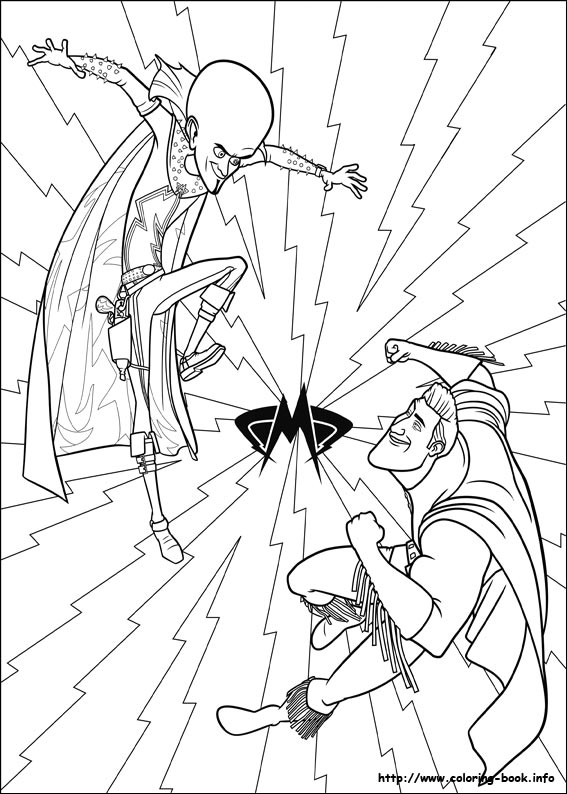 6 megamind pictures to print and color last updated january 30th - Megamind Coloring Pages Printable