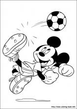 last updated january 30th - Mickey Coloring Pages