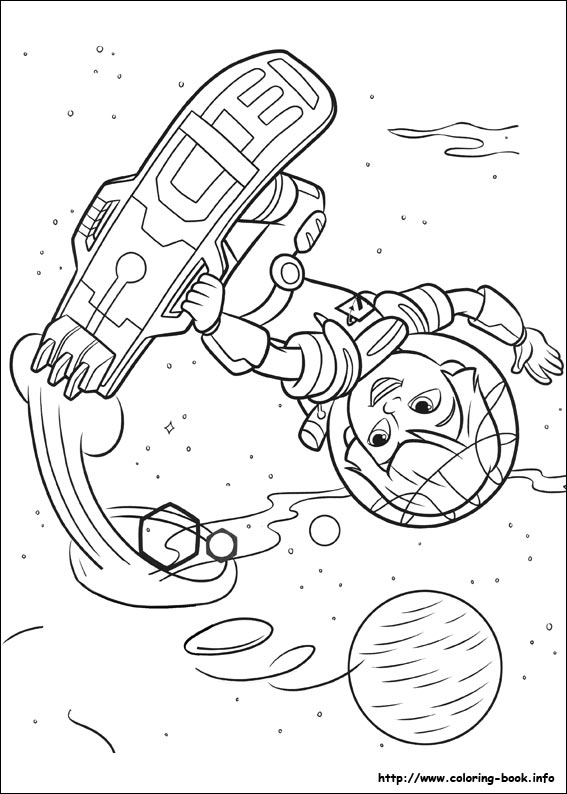miles from tomorrowland coloring pages Miles from Tomorrowland coloring pages on Coloring Book.info miles from tomorrowland coloring pages
