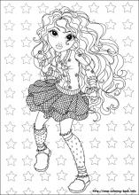 Moxie Girlz Coloring Pages 12 Pictures To Print And Color Last Updated August 17th