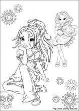 moxie girlz coloring pages on coloring-book.info - Coloring Pages Coloring Book Info