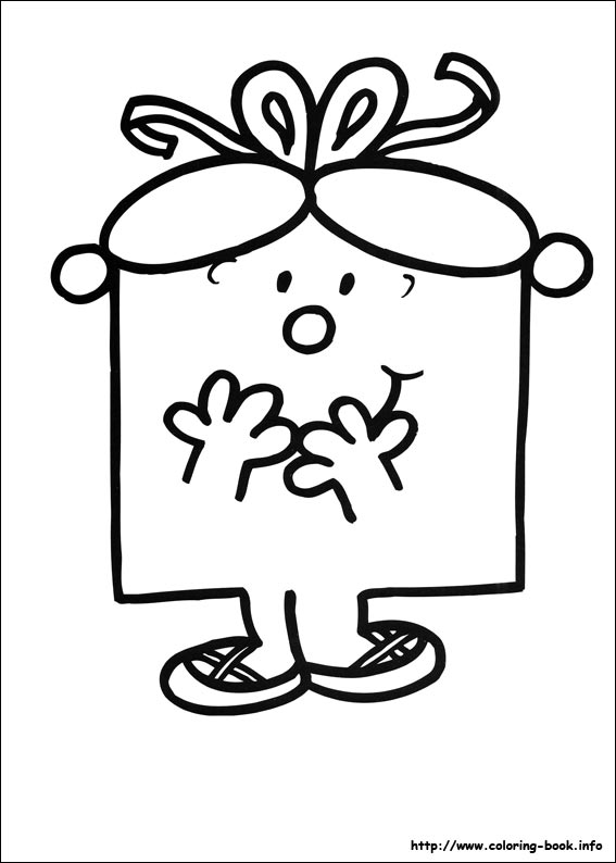 Sarah S Super Colouring Pages Mr Men Colouring Pages