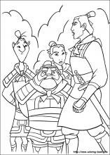 84 mulan pictures to print and color last updated january 20th