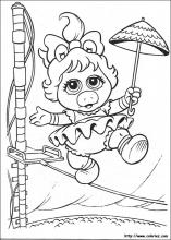 muppet babies coloring pages Muppet Babies coloring pages on Coloring Book.info muppet babies coloring pages