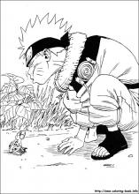 Naruto coloring pages on Coloring-Book.info