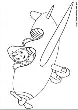 Noddy coloring pages on Coloring-Book.info