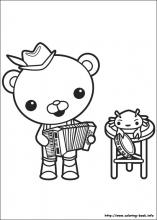 The Octonauts coloring pages on Coloring-Book.info