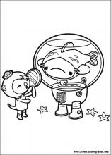 15 the octonauts pictures to print and color last updated january 30th - Printable Octonauts Coloring Pages