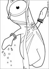 6 INCREDIBLE Rio 2016 Olympic games Coloring pages - Coloring ... | 220x157