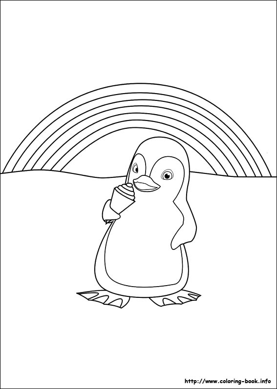 boo coloring picture