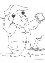 Paddington Bear Coloring Pages On Coloring Book Info