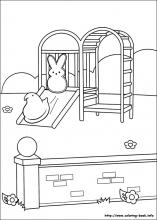 Marshmallow Peeps Coloring Pages On Coloring Book Info