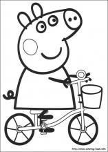 index - Peppa Pig Coloring Book