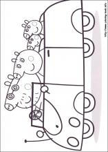 13 peppa pig pictures to print and color last updated october 27th - Peppa Pig Coloring Book