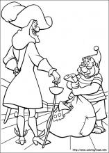Peter Pan 2 coloring pages on Coloring Bookinfo