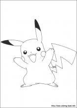 Pokemon Coloring Pages On Coloring Bookinfo