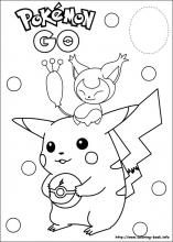 picture regarding Pokemon Printable Pages called Pokemon coloring webpages upon