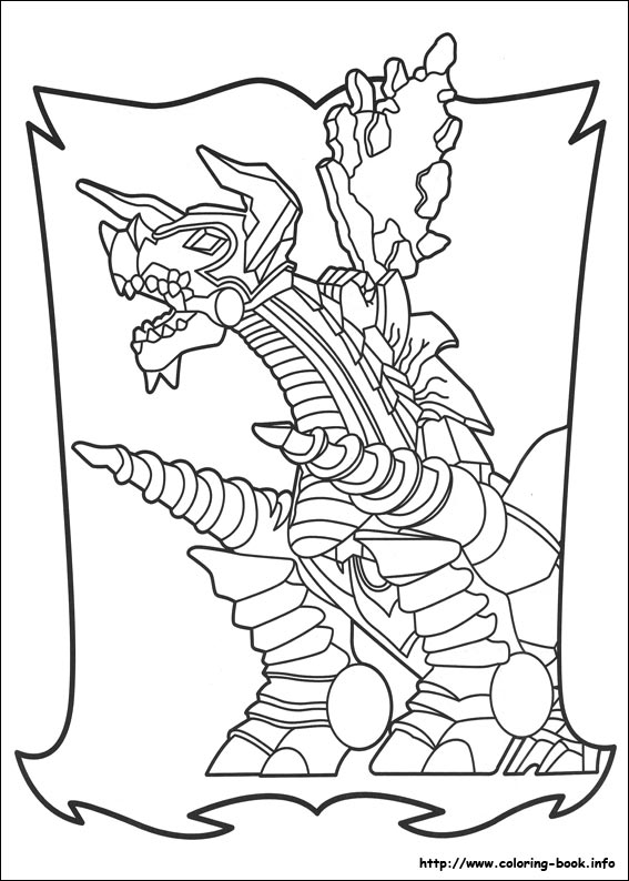 Power Rangers coloring pages on ColoringBookinfo