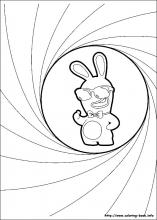 raving rabbids coloring pages 17 raving rabbids pictures to print and color last updated may 28th