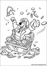 Scooby-Dou coloring pages on Coloring-Book.info
