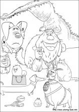 The Secret Life Of Pets Coloring Pages On Coloring Book Info Pets Coloring Pages