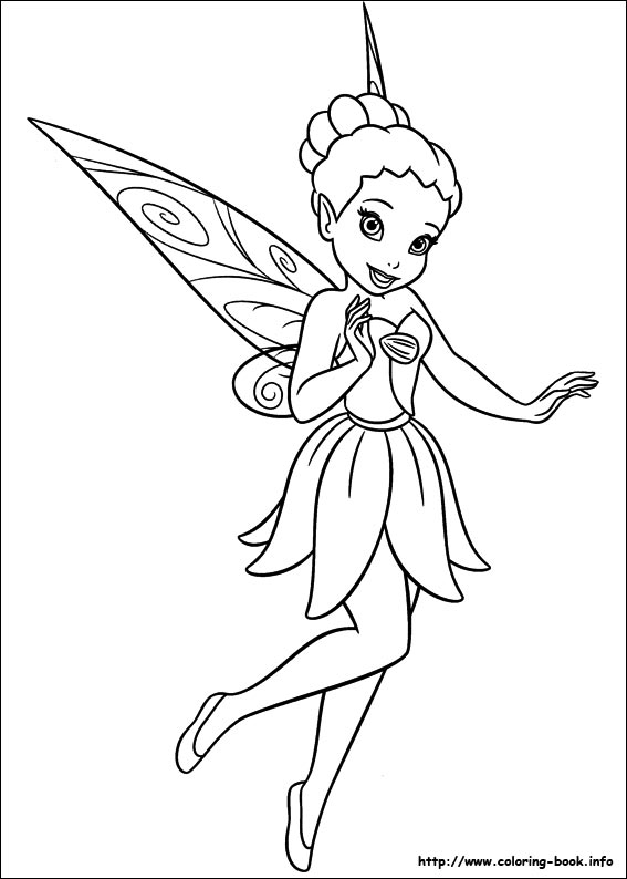 Secret of the wings coloring picture for Cose belle da disegnare