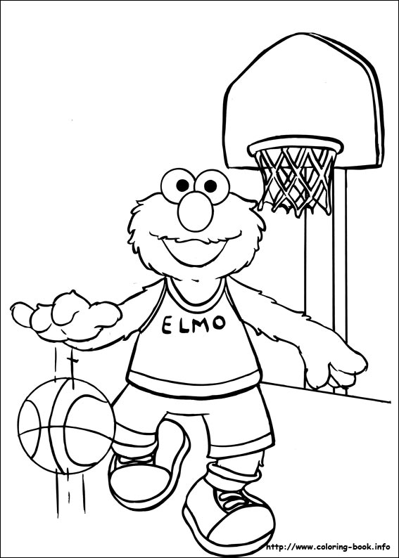 physical exercise coloring pages - photo#30