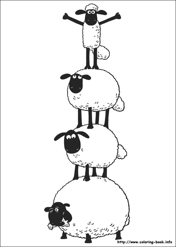 14 shaun the sheep pictures to print and color last updated may 28th