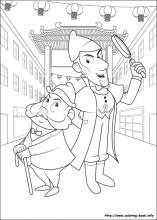 Sherlock Gnomes Coloring Pages On Coloring Book Info