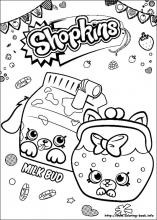 Shopkins Coloring Pages 15 Pictures To Print And Color Last Updated December 13th