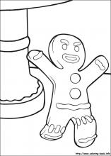 Shrek the Third coloring pages on Coloring-Book.info