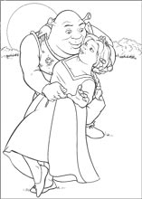 Shrek Coloring Pages On Coloring Book Info