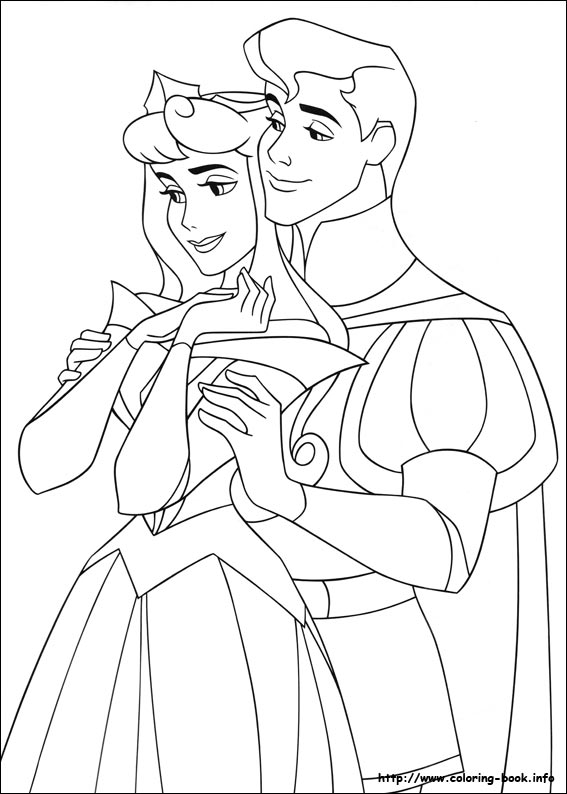 Marvelous Sleeping Beauty Coloring Pages. 29 Sleeping Beauty Pictures To Print And  Color. Last Updated : May 28th